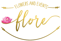Flore – Flowers and events Logo